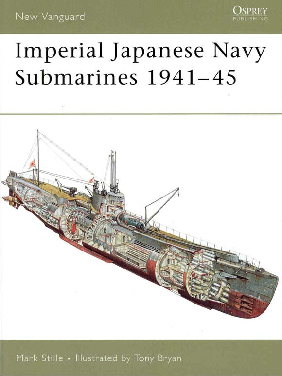 Imperial Japanese Navy Submarines 1941-45 - Kit & Product ...