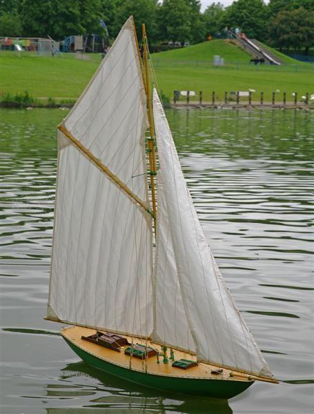 Pond sailboat kits | Velera