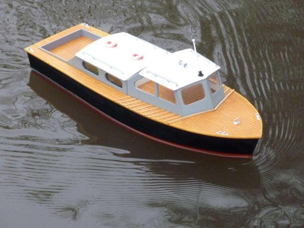 After Completing My Last Project I Fancied Building Something From Wood Whilst Searching The Web For Some Ideas Came Across Vintage Model Boat