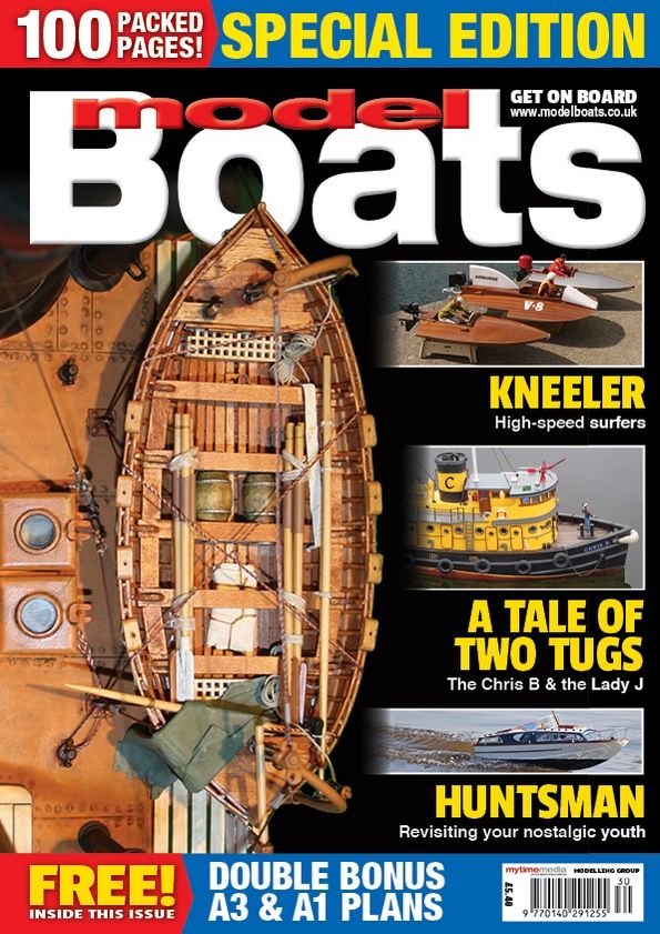 Model Boats Winter Special 2018 - Magazine Covers and Contents