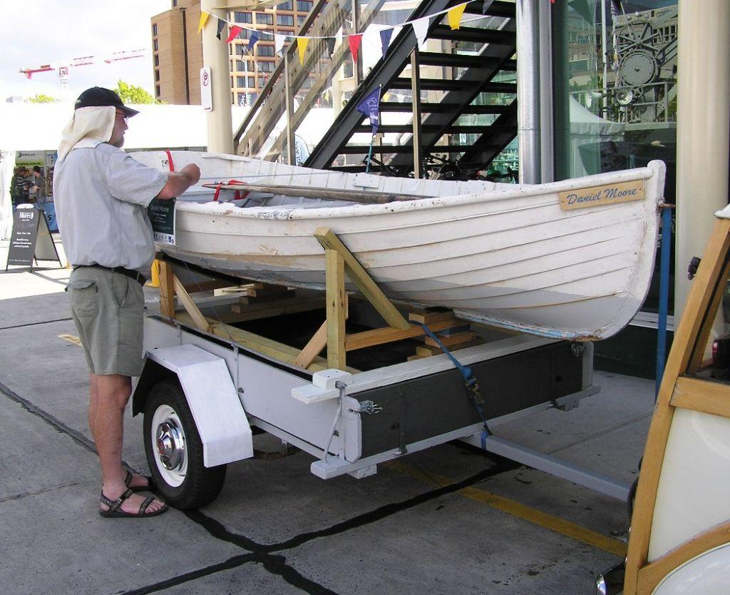 Tasmanian Wooden Boat Festival 2019 Model Boats