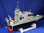 The RNAS Archer Class patrol vessels are attractive subjects and Kelvin Castle's RNAS Explorer did the design full justice.