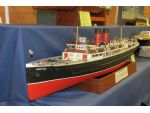 On the Southport MBC stand was this attractive model of the I.O.M. steamer Mona's Isle.