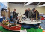 BP Mouldings produce hulls and fittings including fishing vessels like Jonny Kay, a new 1:24 scale full kit which retails at �325.
