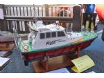This model of this Liverpool pilot boat is based almost entirely on photographs.