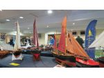 Crewe MBC had some very nice traditional scale sail models.