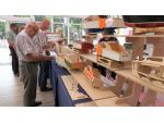 The Vintage Model Boat Company did a roaring trade in their retro 1950's and 1960's kits.