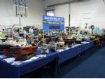 The Balne Moor MBC stand, winner of the Best Stand in the Show and as usual, well stocked with a wide and impressive variety of tugs!