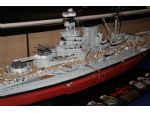 A general view of David Brown's HMS Warspite