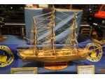 David Reynolds' matchstick Cutty Sark model from this prolific builder.