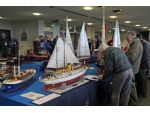 The excellent models on the club stands were very popular with visitors.