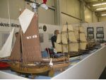The Historical Ship Modelling Society are regulars at this event.