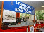 Liverpool MBC had super model of USS Missouri as a centrepiece.