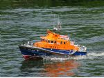 Looking just like the real thing, 17-29 Severn class RNLB Richard Cox Scott.