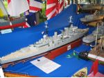 Photo 5. Seen on the Kirklees MBC stand was this HMS Swiftsure.