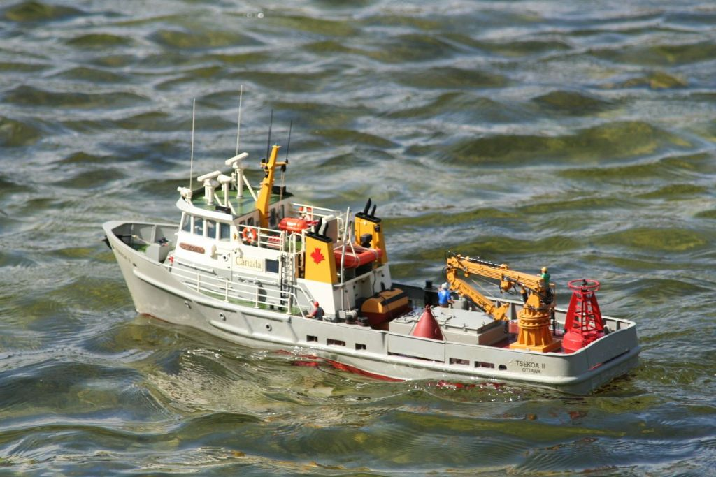 Anyone built the Slipways Tsekoa? | Model Boats
