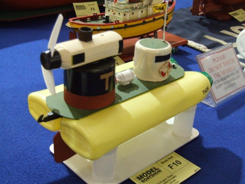 Help with Project for School Children | Model Boats