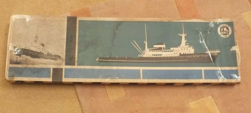 "For Sale - Billing's ""Zwarte ZEE "" 