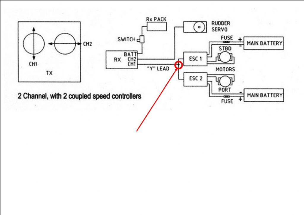brushless motor wiring diagram wiring diagram elevator door panels diagrams rc motor wiring diagrams #4
