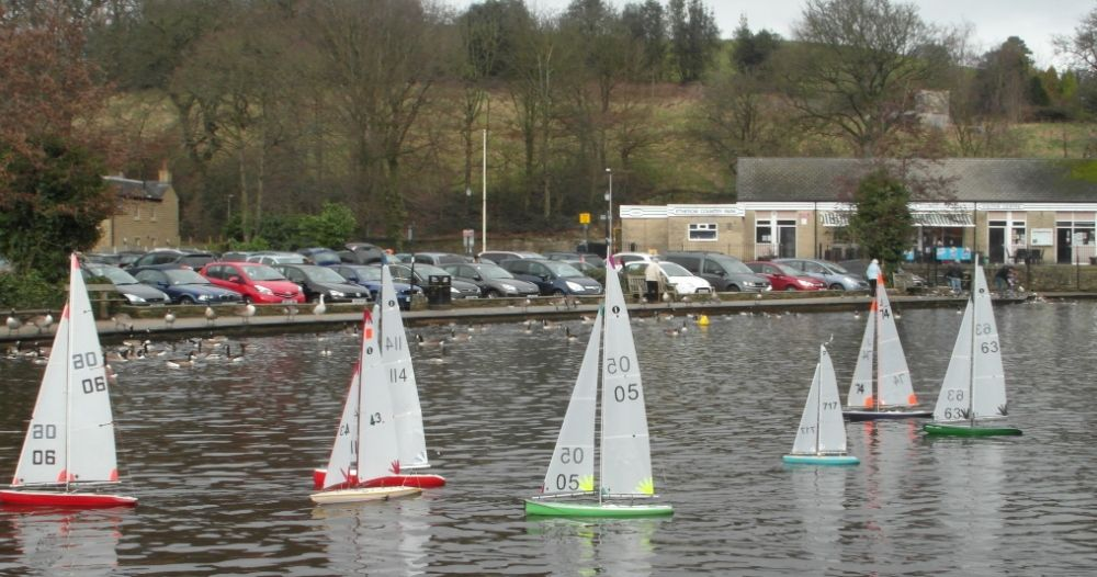 Model Yachting: Fairwind Competition in the North West | Model Boats