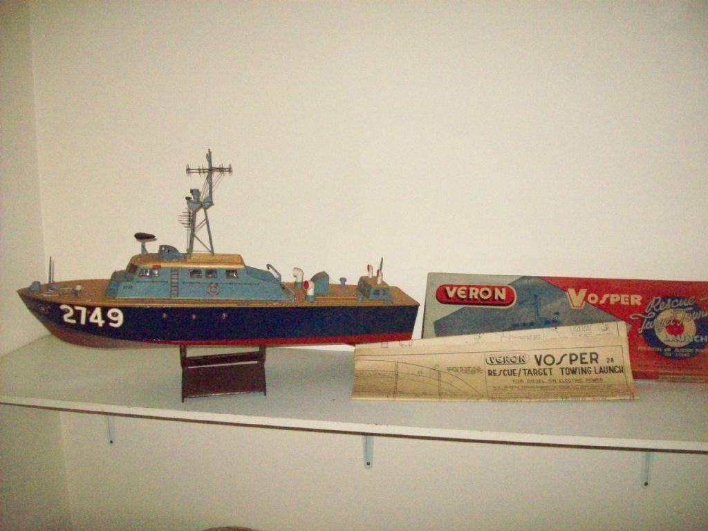 verons` vosper RTTL | Model Boats