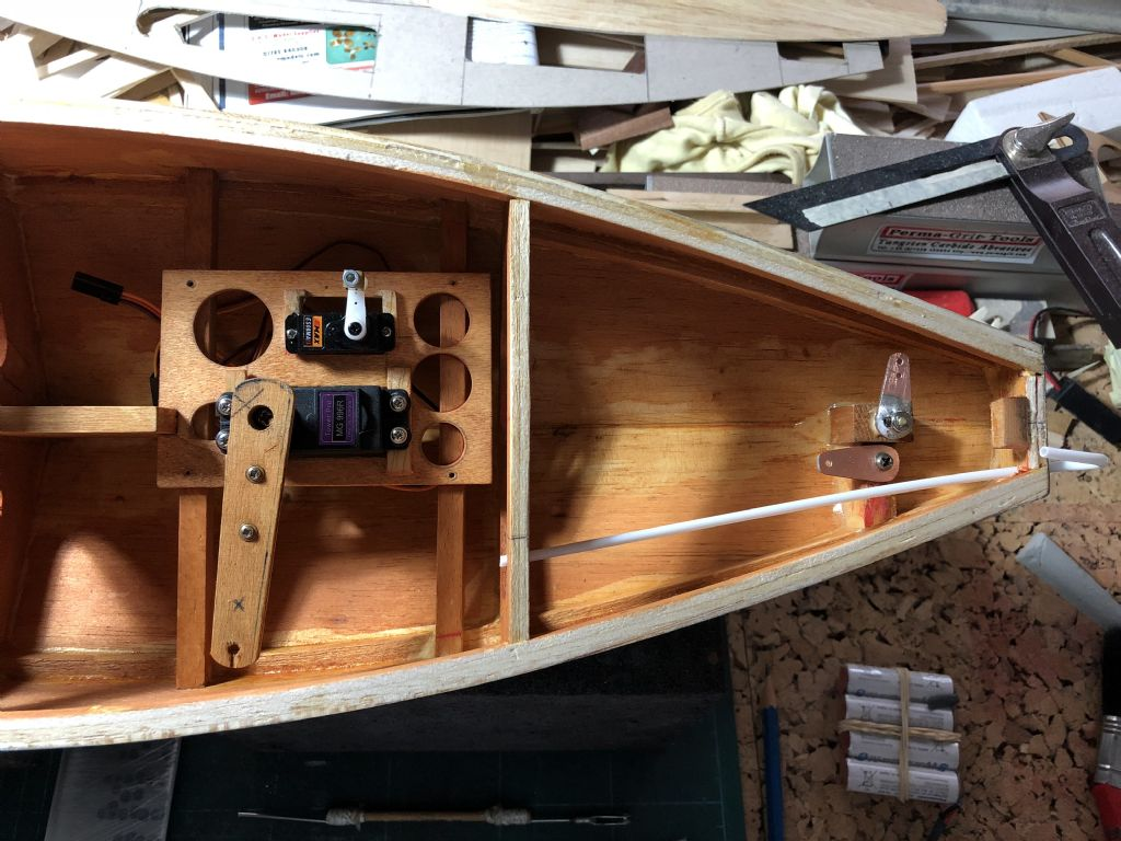RG65 Alpha | Model Boats