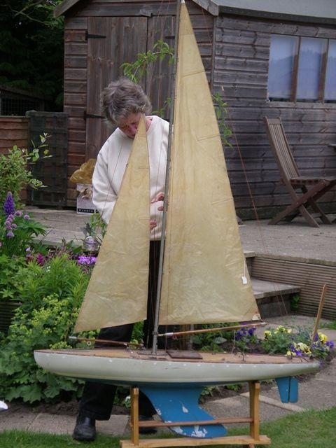 Pond Princess | Model Boats