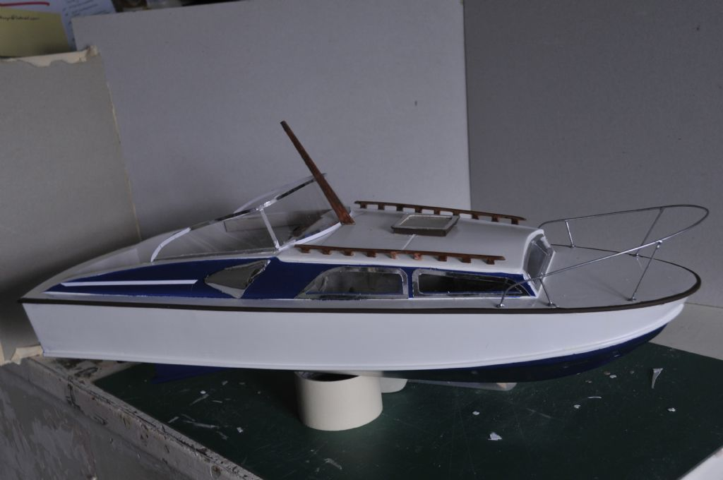 Fairey Swordsman Plans | Model Boats