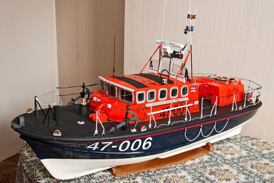 Rnli model boat plans ~ Nice boat