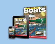 Model Boats Print + Digital Subscription