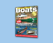 Model Boats Print Subscription